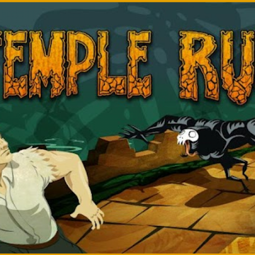 Temple Run debuts in Google Play Store