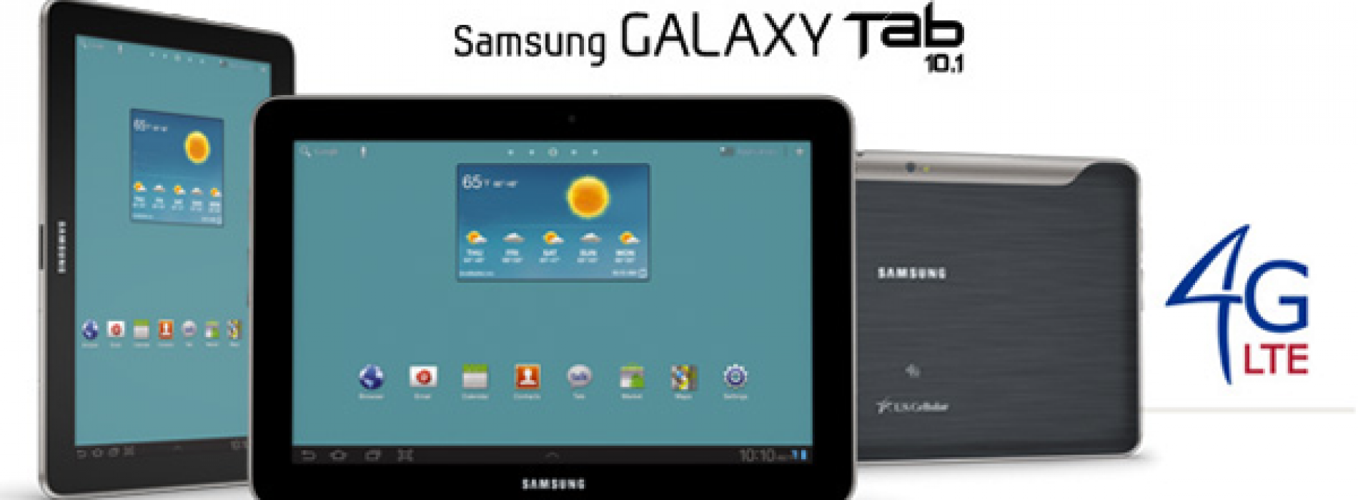 U.S. Cellular adds 4G LTE Samsung Galaxy Tab 10.1 to lineup