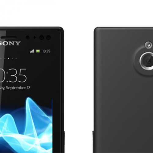 Sony debuts the Xperia Sola with touchless navigation