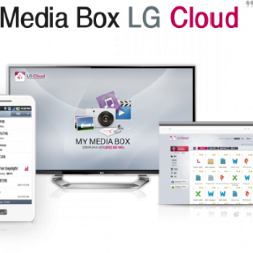LG to open cloud service tomorrow: 5GB free, 50GB for 6 months with an LG device