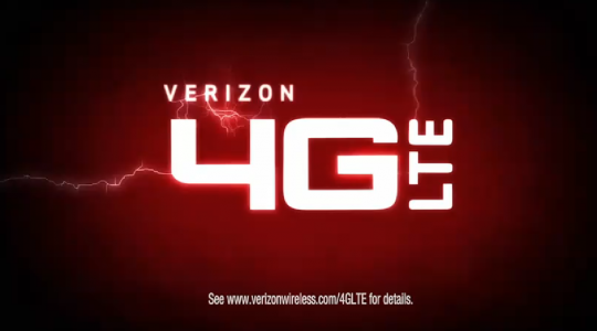 Verizon LTE logo