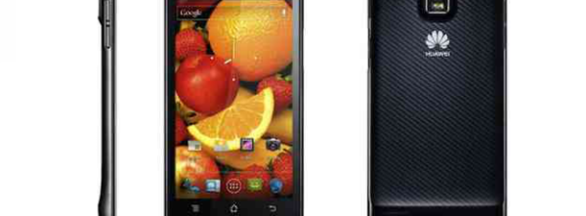 Unlocked Huawei Ascend P1 hits Amazon
