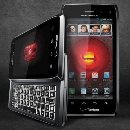 Review: Verizon Motorola Droid 4