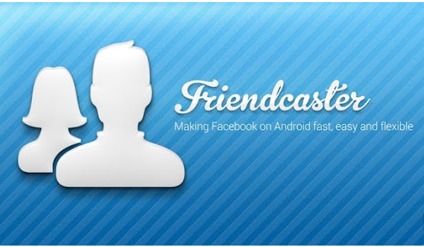 Friendcaster Feature