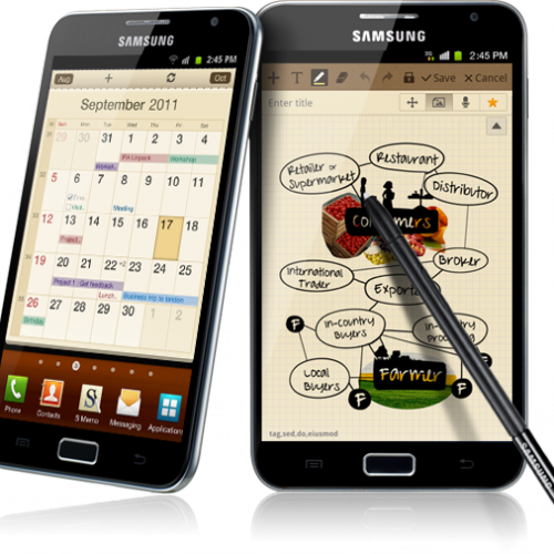 Samsung announces winners of the Galaxy Note developer challenge