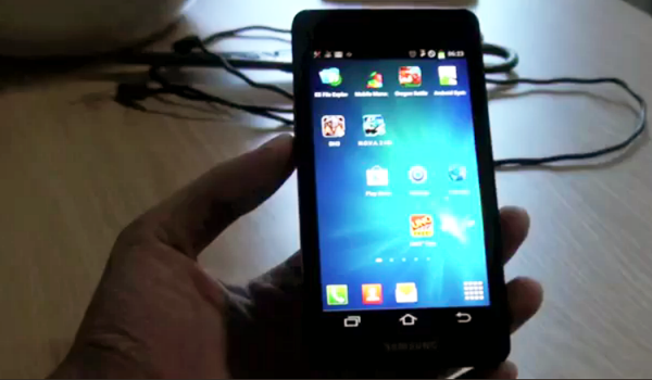 Galaxy S 3 Leak Vt Feature