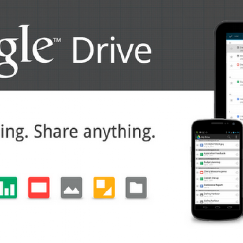 Google Drive for Android receives update
