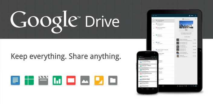 Googledrive Feature