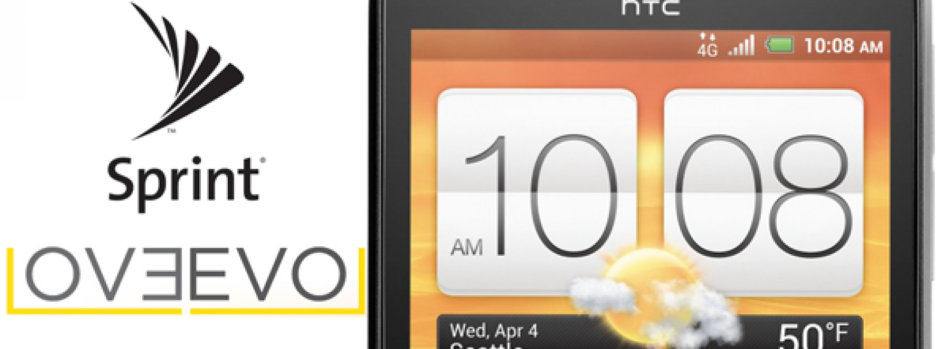 Sprint HTC Evo 4G LTE becomes real, release in Q2 for $199.99