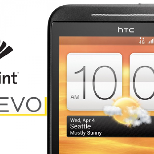 Sprint: EVO 4G LTE in store this Saturday, June 2
