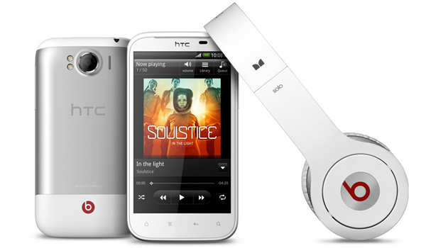Htc Beats Headphones Feature