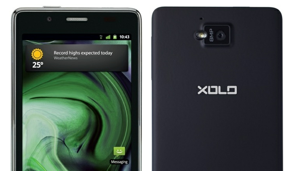 Lava Xolo X900 Feature