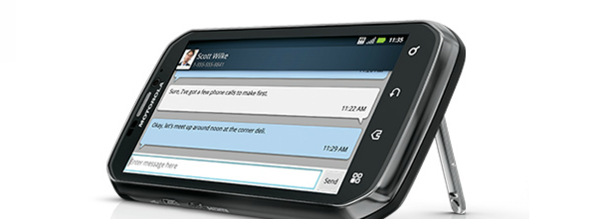 Motorola Photon 4G successor leaked for Sprint