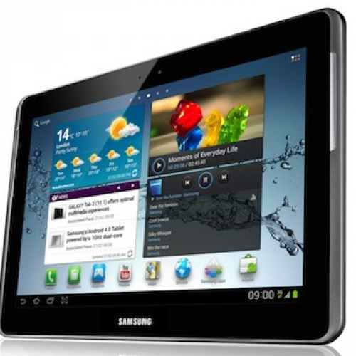 Office Depot lists 8GB Samsung Galaxy Tab 2 (10.1) at $399