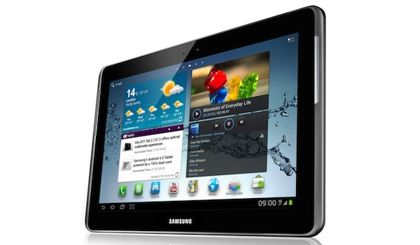 Samsung Galaxy Tab 2 Feature