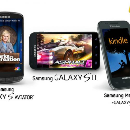 U.S. Cellular discounts Samsung smartphones, intros new prepaid handsets