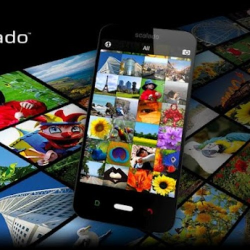 Scalado releases first Android app, 'Album'