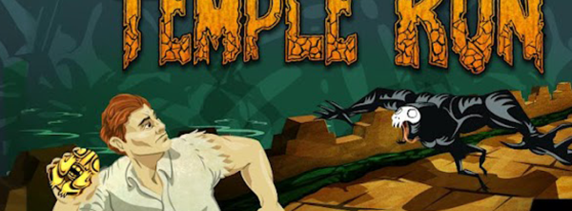 Temple Run for Android hits 10 million downloads and pulls in Twitter integration