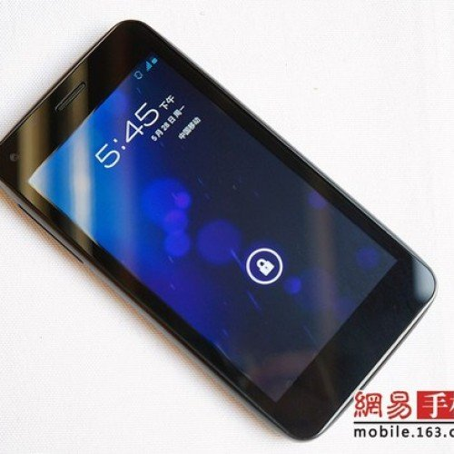 Alcatel OT986 hits China – yet another high end smartphone