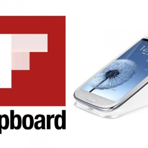 Flipboard Arrives on Android…Finally.  #parity