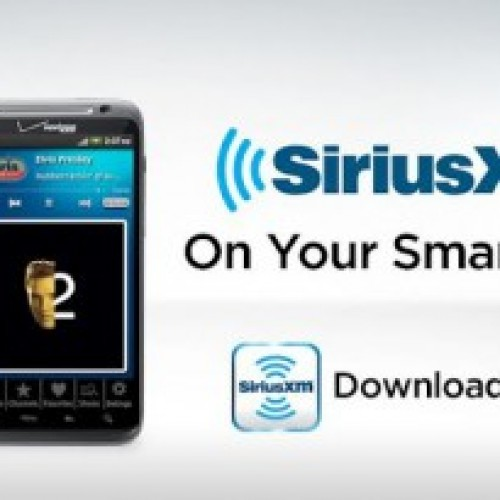 SiriusXM app adds new controls, tries to compete with slacker and others