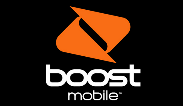 Boost Mobile Logo Feature