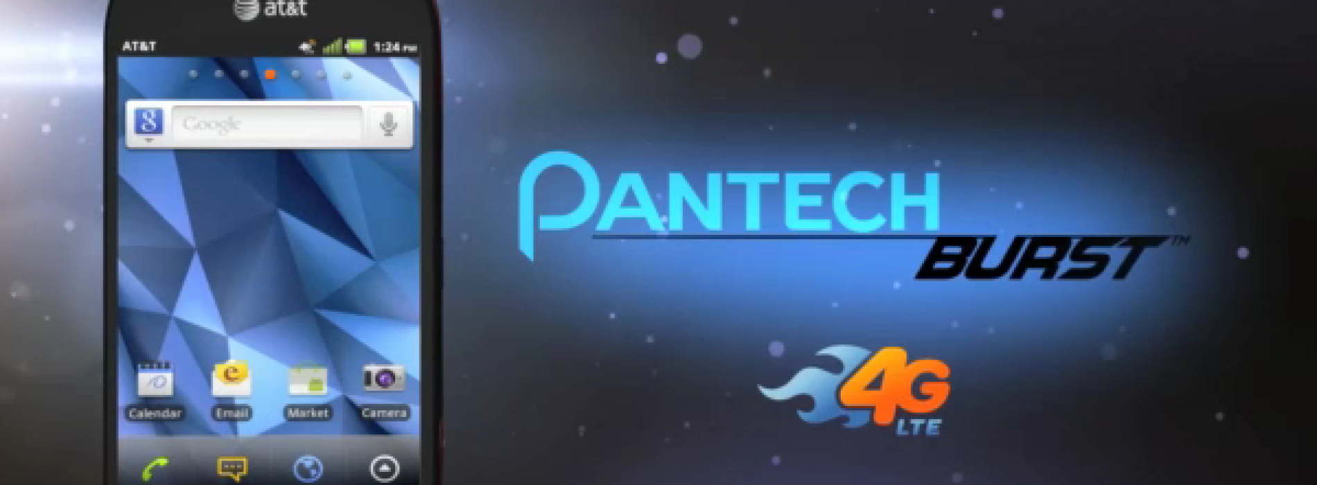 Pantech Burst review