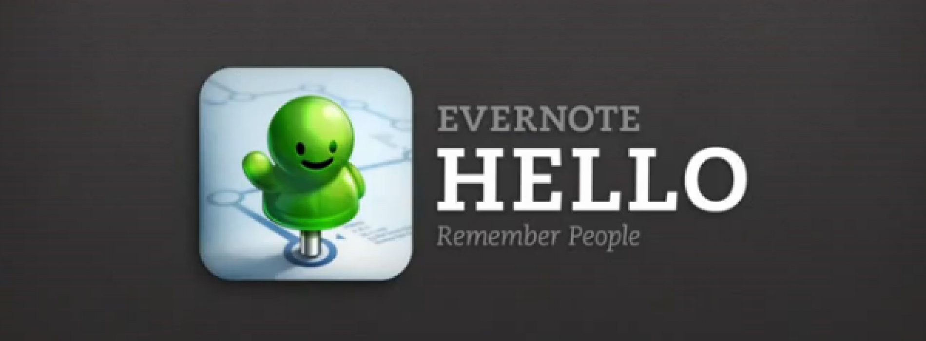 Evernote Hello says Howdy to Android