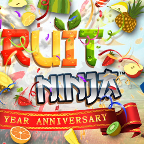 Halfbrick celebrates two years of Fruit Ninja with impressive stats
