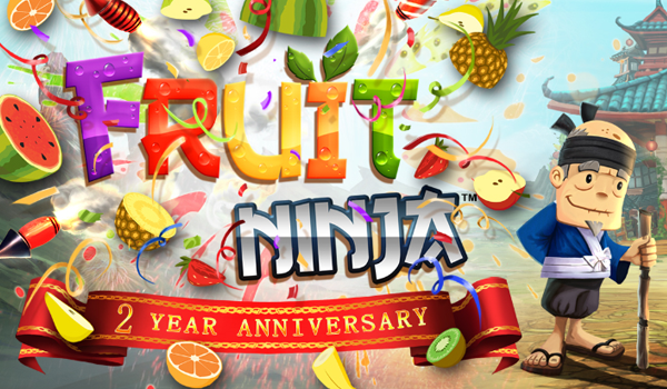 Fruit Ninja Two Year Feature1