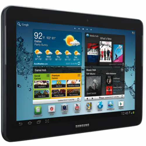 $400 Galaxy Tab 2 10.1 now available to order