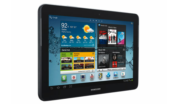Galaxytab2 101 Feature