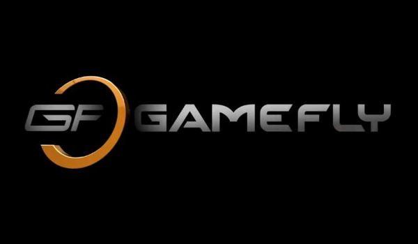 Gamefly Black Logo Feature