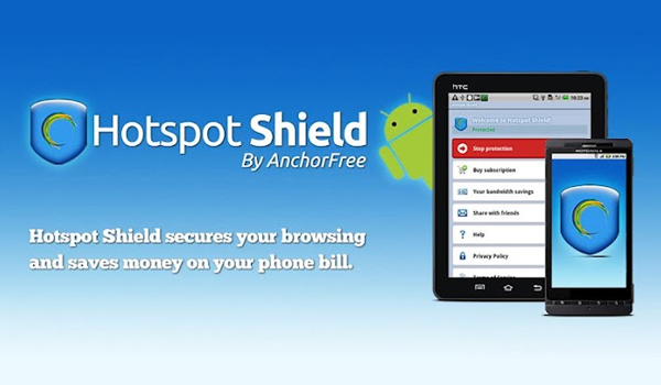 Hotspot Shield Feature