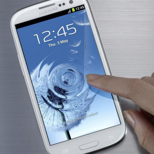 A hint of carriers to support the Galaxy S III?