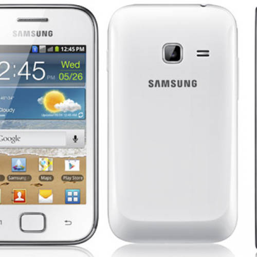 Samsung announces dual-SIM Galaxy Ace DUOS for international crowd