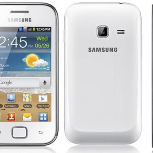 Samsung announces dual-SIM Galaxy Ace DUOS for international crowd
