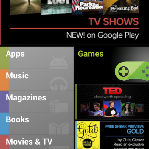 Jelly Bean Play Store [Download]