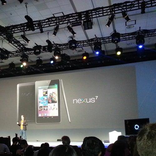 Google IO 2012 keynote impressions