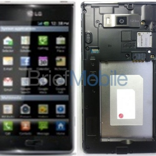 """Blurrycam and Clearshot pictures of the LG """"Snapshot"""" LS730 leak"""