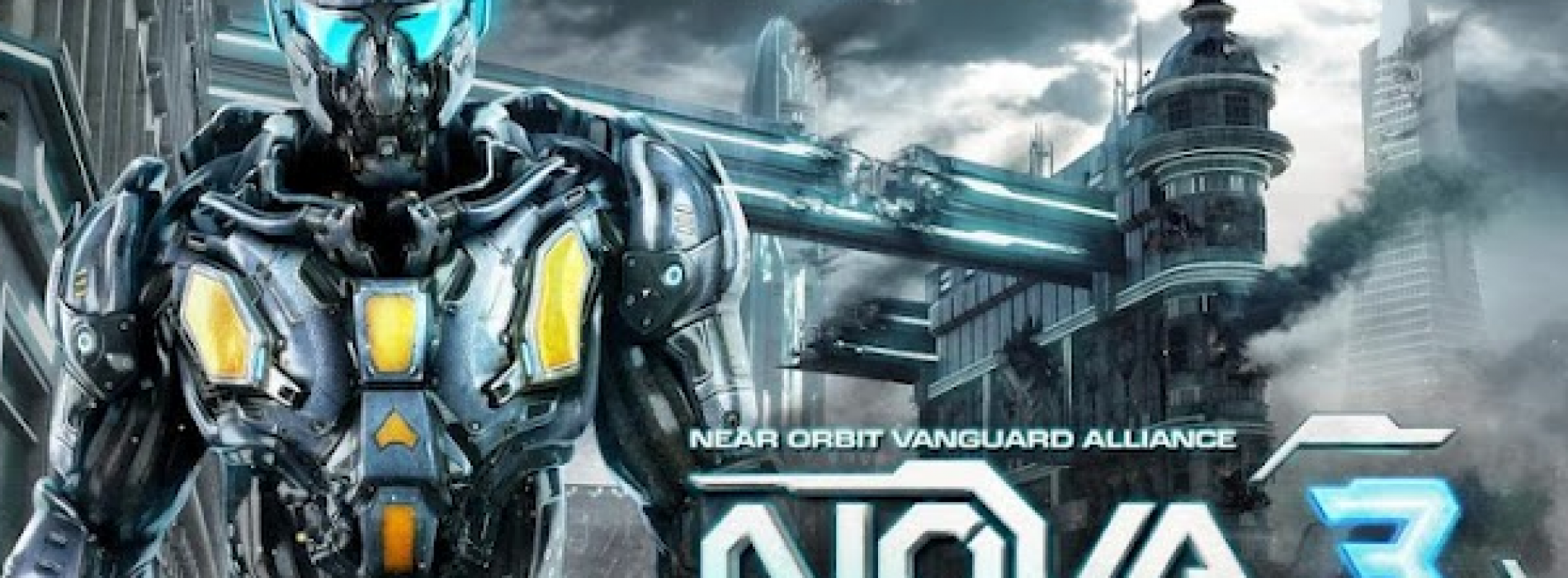 Gameloft's N.O.V.A. 3 shoots its way into Google Play