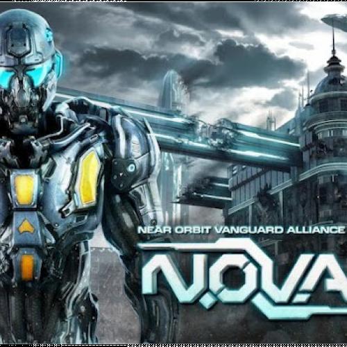 Gameloft's N.O.V.A. 3 shoots its way into Google Play