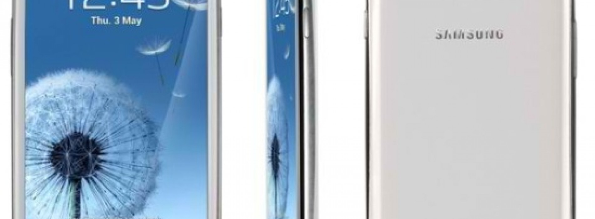 32GB Samsung Galaxy S III phones on Sprint shipping now