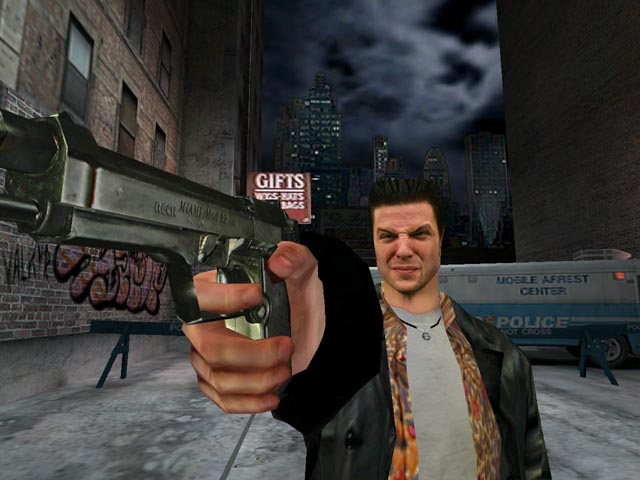 Welcome To The World Of Max Payne