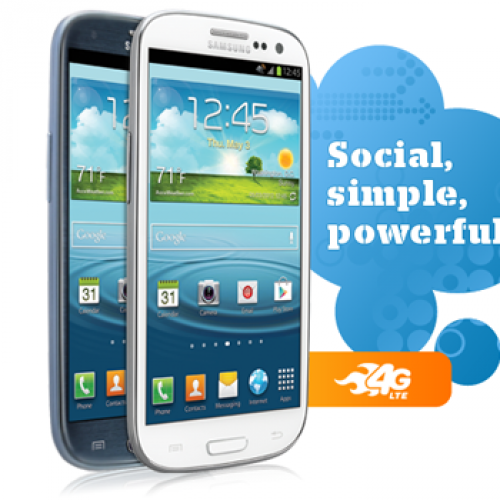 AT&T opens sign-up page for Galaxy S III