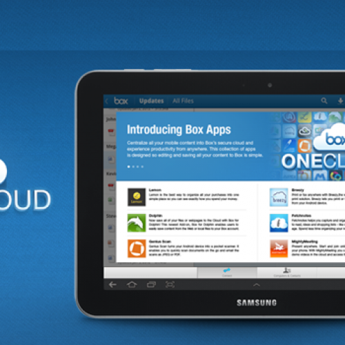 Box OneCloud arrives on Android with 50 launch partners