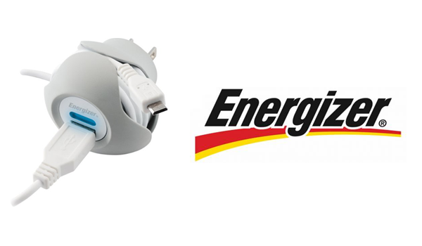 Energizer Charger Feature