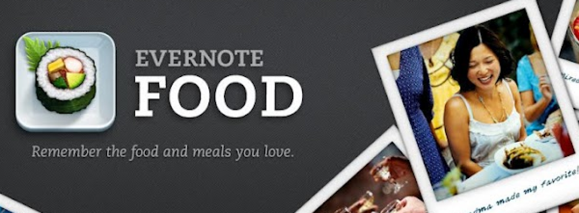 Evernote Food comes out of the oven and it's delicious