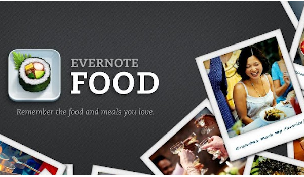 Evernote Food Feature
