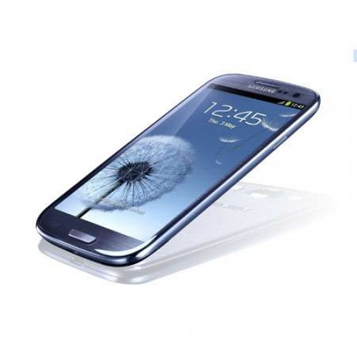 Vodaphone UK now shipping pebble blue Samsung Galaxy S III